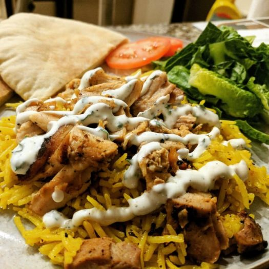 Mediterraneanchickenbowl